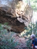 Red River Gorge Rock Formation by Pak-Man in Faces