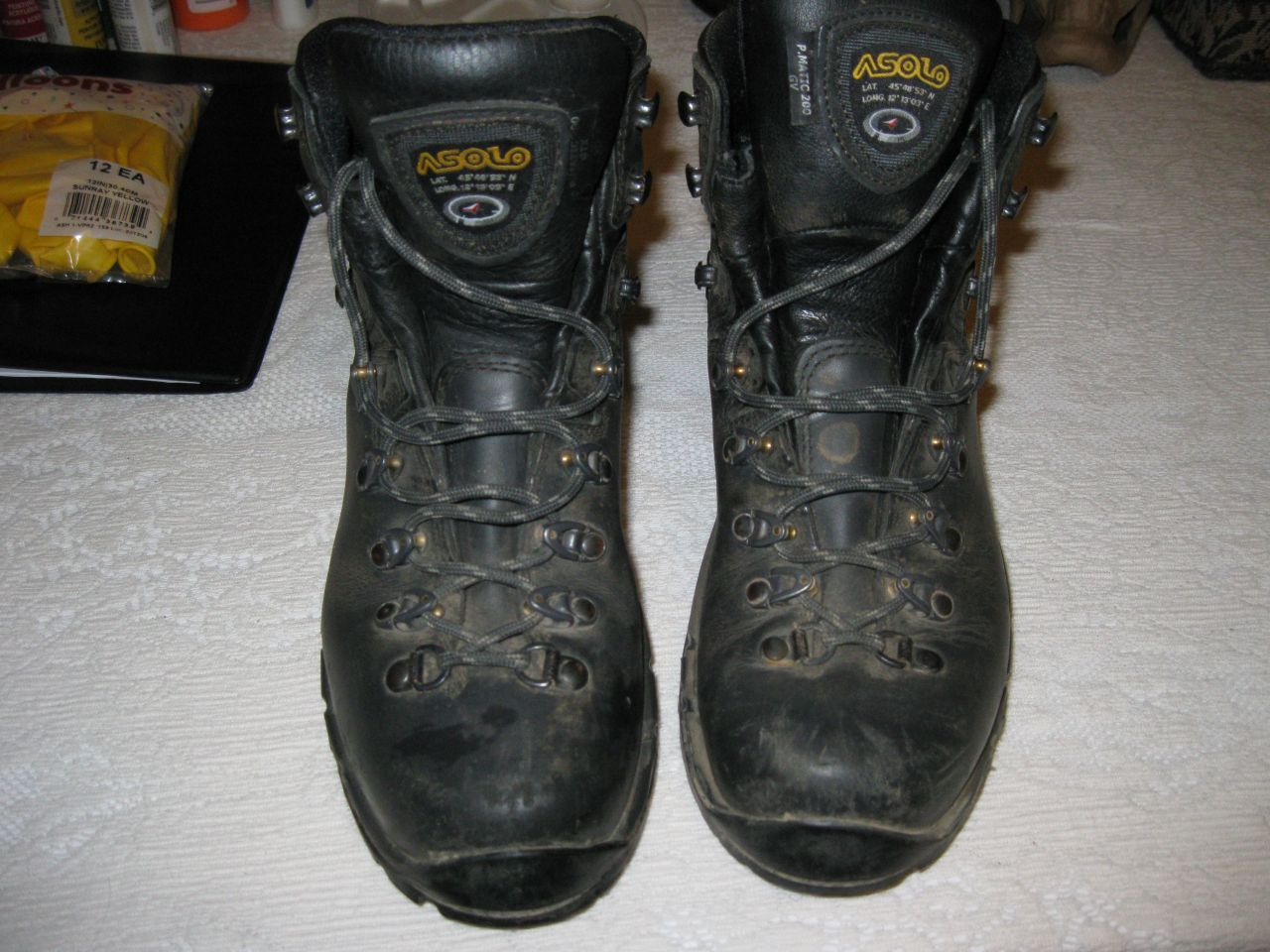 Asolo Boots
