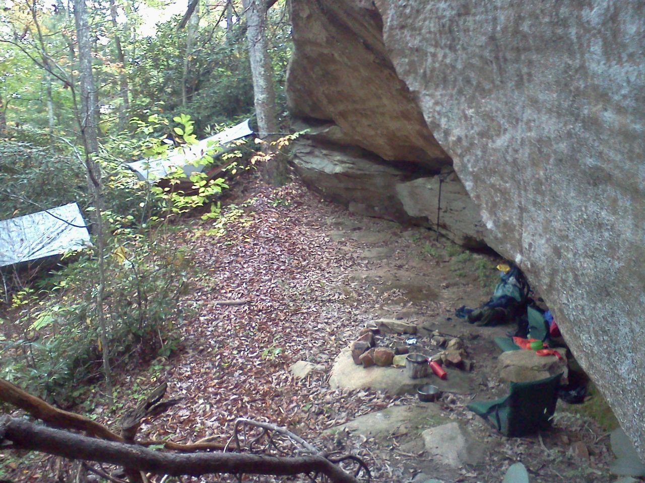 Red River Gorge, Ky Oct 2013