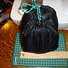 DIY Stuff Sack with added pocket by Jay77gunn in Homemade gear