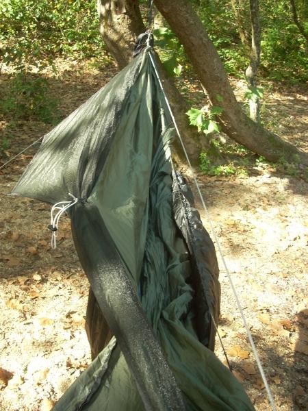 Warbonnet Blackbird Netting Tieoff