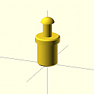 3D designed plastic tip for spreaderbars