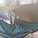 camping with my son