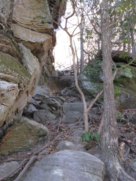 Red River Gorge - 11/09