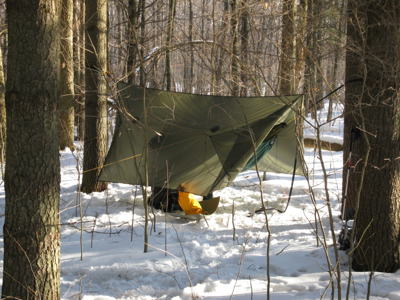 Yellow River State Forest Hang