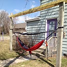 Hammock and tarp by mcspin50 in Hammocks