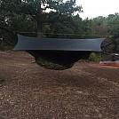 First successful hang away from a backyard. by FreedomVan in Hammocks