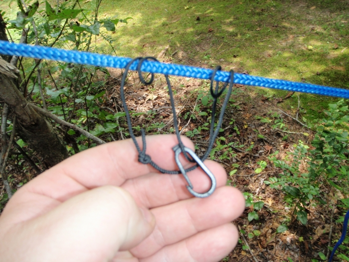 Warbonnet Traveler Net Tie