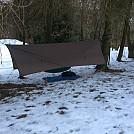 UK Winter hang. by high-peak in Hammock Landscapes