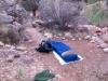 Sleeping On The Ground