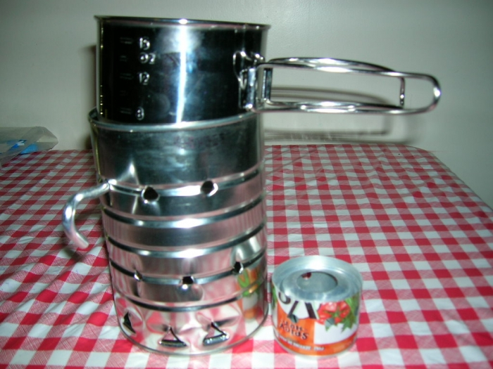 My Alcohol Stoves