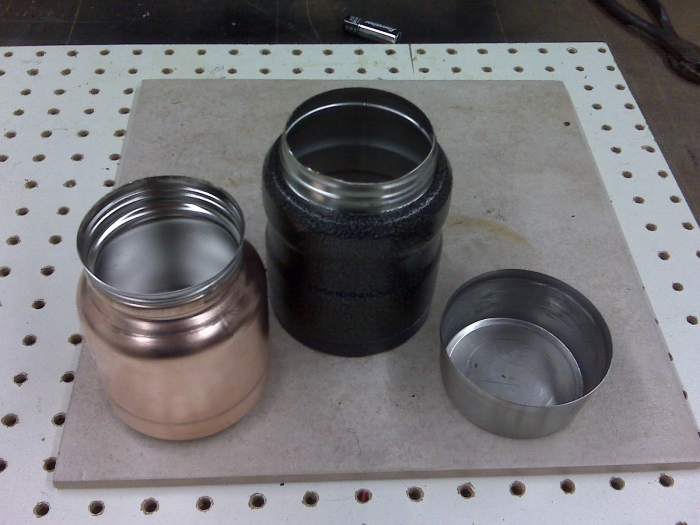 Thermos Internals