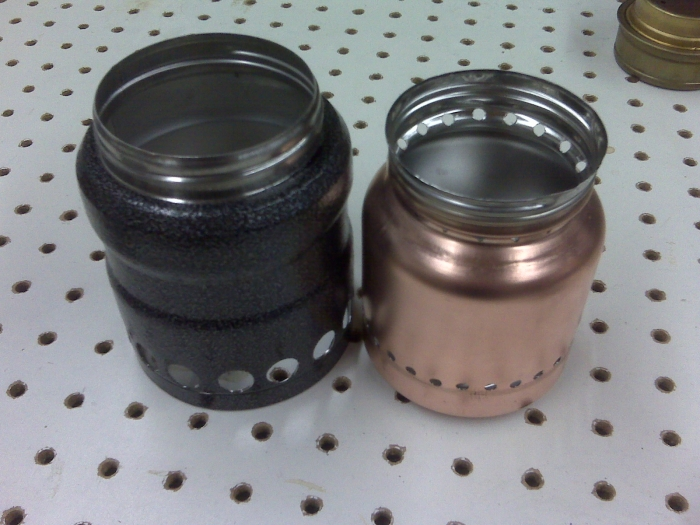 Modifying The Thermos Stove
