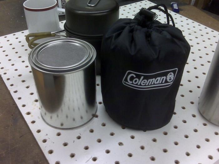 Coleman Exponent Multi Fuel