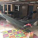 DIY double hammock