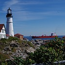 Portland Head Lighthouse doing it's job by Futhark in Group Campouts