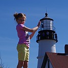 Holding up a lighthouse! by Futhark in Group Campouts