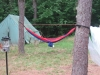 Scoutcamping/random Hanging by TRAVELER in Hammock Landscapes