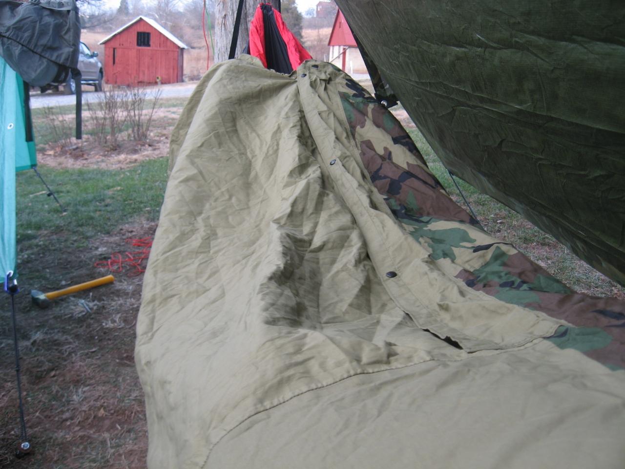 Scoutcamping/random Hanging