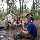 Lower Forge Hang July 2014 by The Tree Frog in Group Campouts