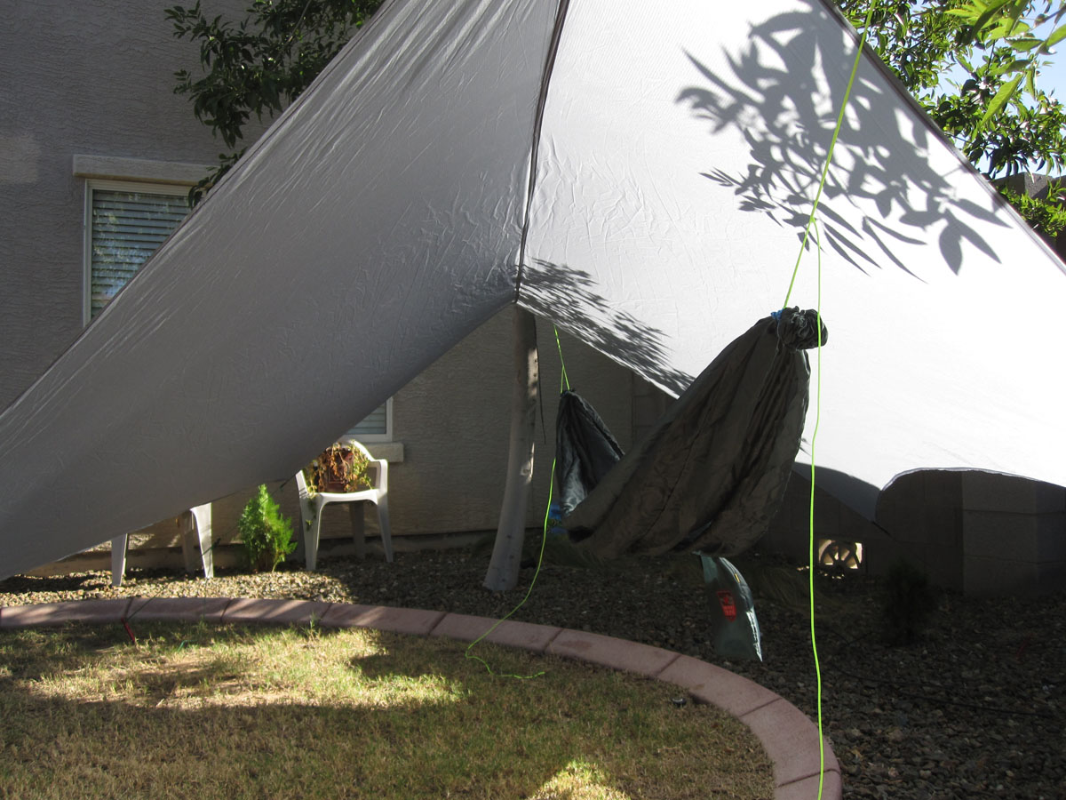 arrowhead equipment alpine tarp arrowhead equipment alpine tarp   hammock forums gallery  rh   hammockforums