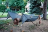 spreader-free bridge hammock