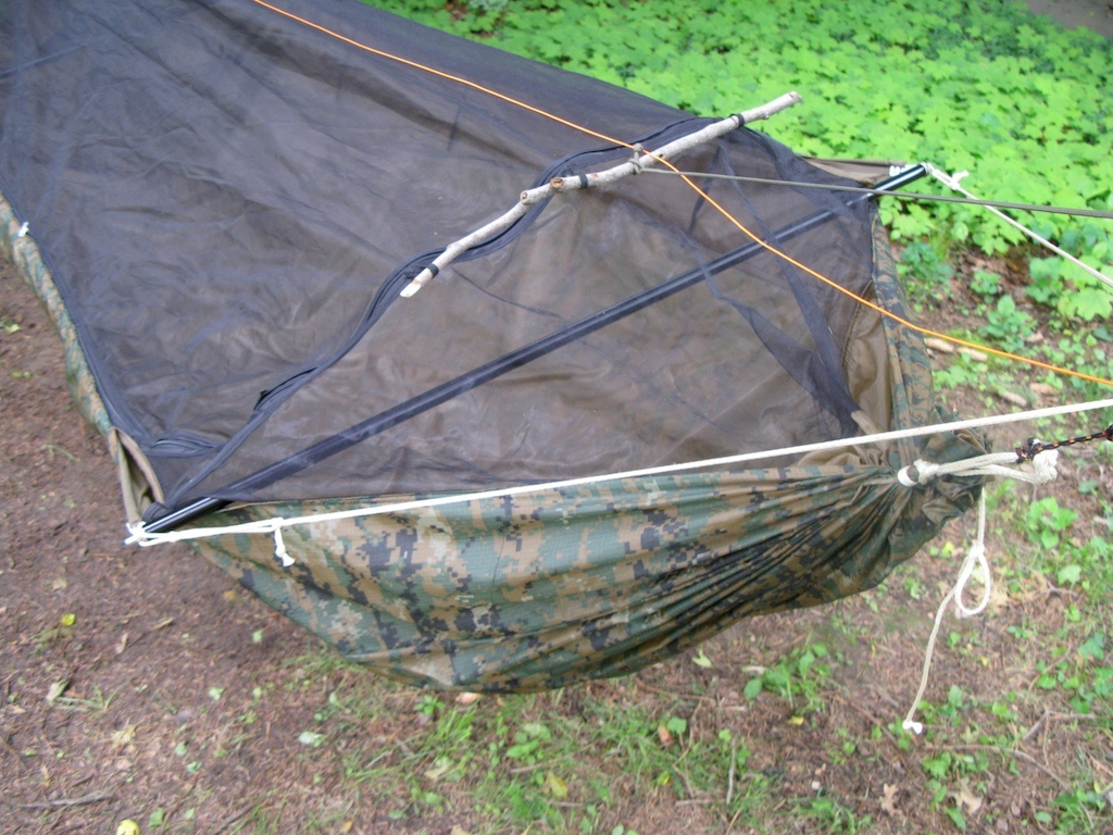 ok the real story here is that i u0027ve seen that a significant limitation of the bridge hammock design is that you cannot bring in a tarp close easily     grizz joins club claytor  rh   hammockforums