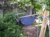 bridge hammock strung flat