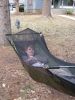 lightweight bridge hammock by GrizzlyAdams in Homemade gear