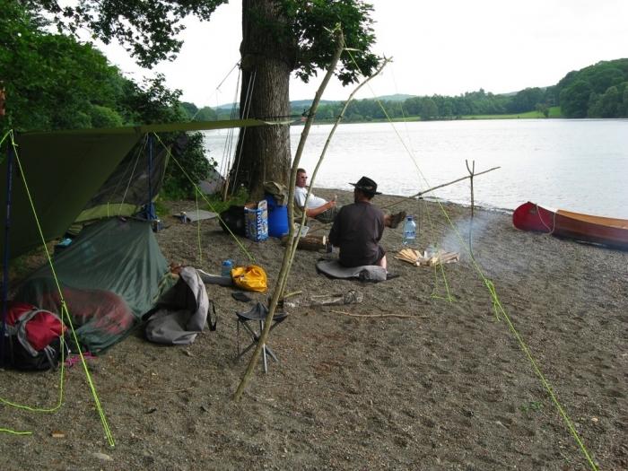 Loch Ken Outing