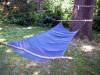 bridge hammock with trail spreader bars