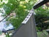 Rolled Edge Suspension Bridge Hammock