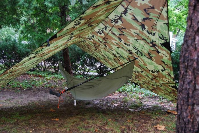 bridge hammock, neo style