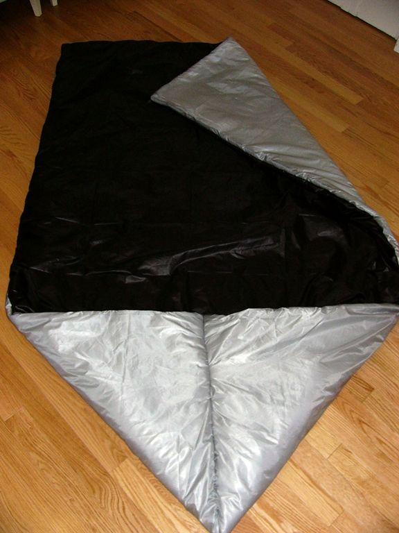 Top Quilt Inside