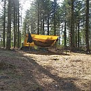 Weekend camp in Klosterheden in Denmark by Outdoorfreak.dk in Hammock Landscapes