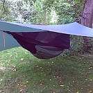 New under quilt and tarp by Slowbee56 in Tarps