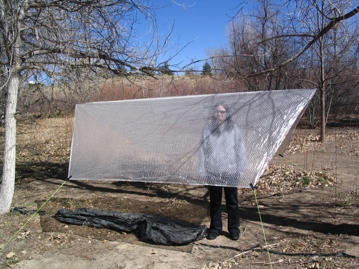 Does Anyone Here Use A Clear Tarp