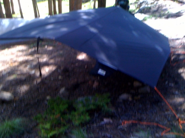 Trek Light Tarp 09