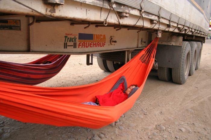 Truck Hang
