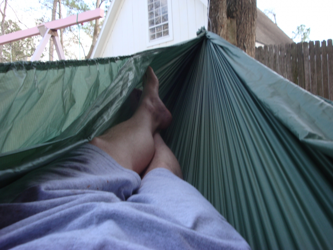 New Hammock And Tarp Project