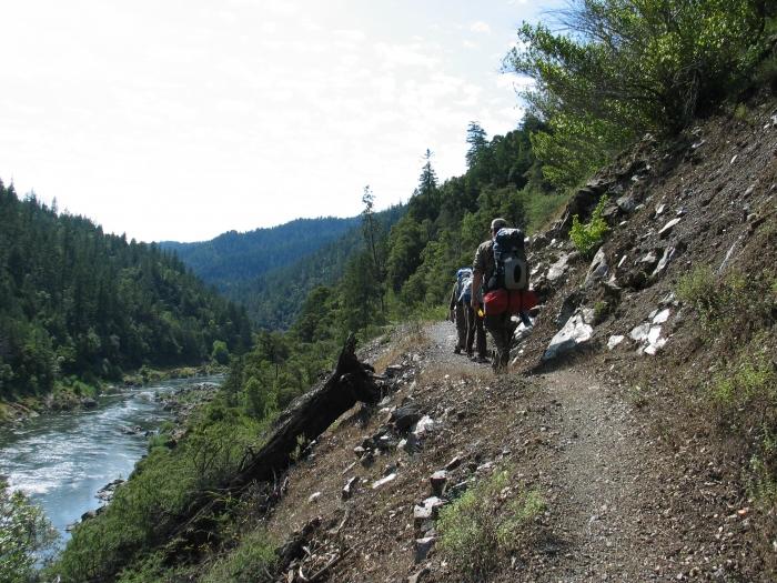 Wild And Scenic Rogue River, Oregon
