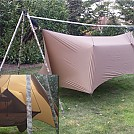 Accrete's WB RR and WB Superfly on TATO Stand by accrete in Hammocks