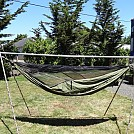 Accrete's convertable & portable hammock stand by accrete in Homemade gear
