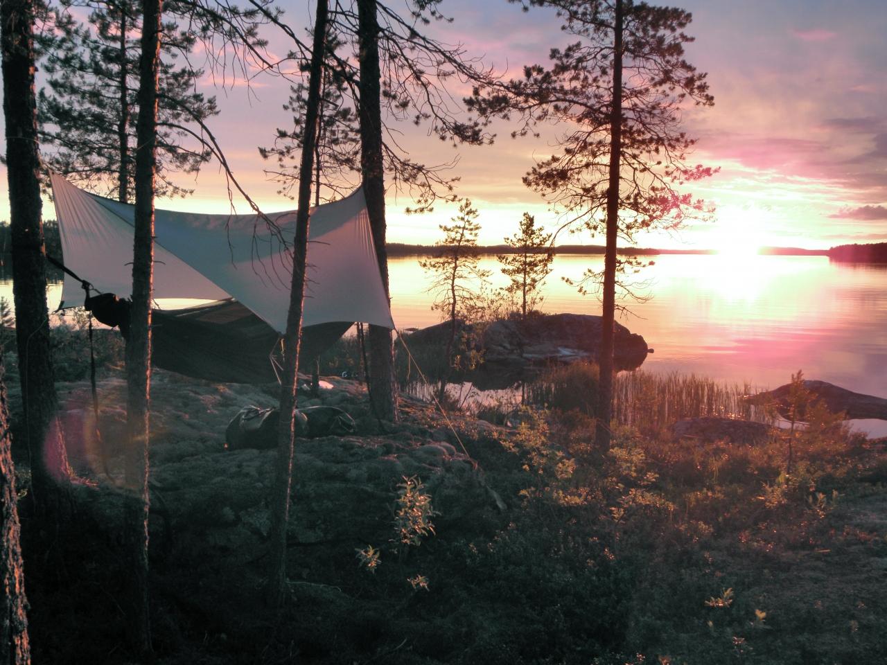 Hanging In Kuopio