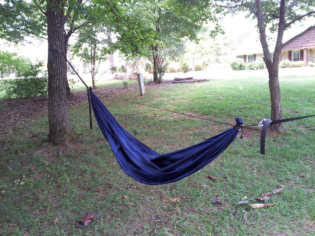 Tablecloth Hammocks