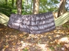 Hammock Gear by lazy river road in Underquilts and PeaPods