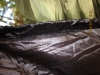 Hammock Gear by lazy river road in Topside Insulation