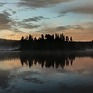 Algonquin Parkside L. at Dawn 2017 by Chard in Group Campouts