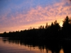 Algonquin Spring Hang 2011 - Tom Thomson Sunset