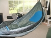 TrekLight Double hammock with cinch buckles